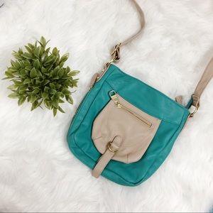 Steve Madden | Turquoise Crossbody Handbag